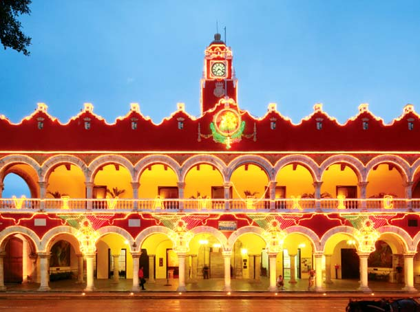 Palacio Municipal actual