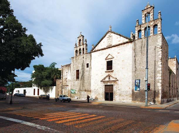Iglesia de la Mejorada