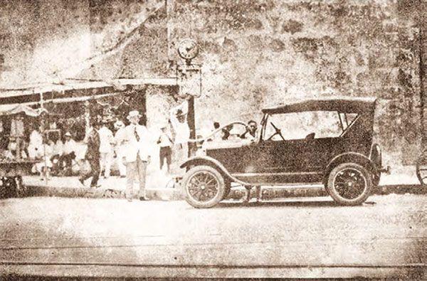 HISTORIA DEL AUTOMÓVIL EN YUCATÁN