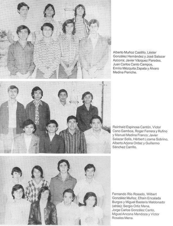ESCUELA MODELO AÑO 1974