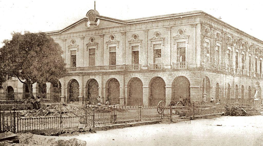 PALACIO DE GOBIERNO DEL ESTADO DE YUCATÁN, MÉRIDA