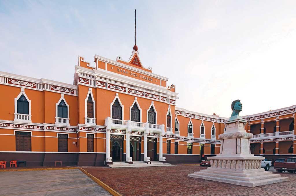 LA CASA DEL PUEBLO, MÉRIDA, YUCATÁN