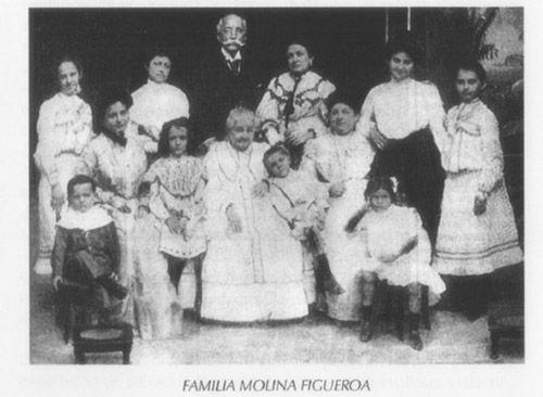 Las familias yucatecas: La familia Molina