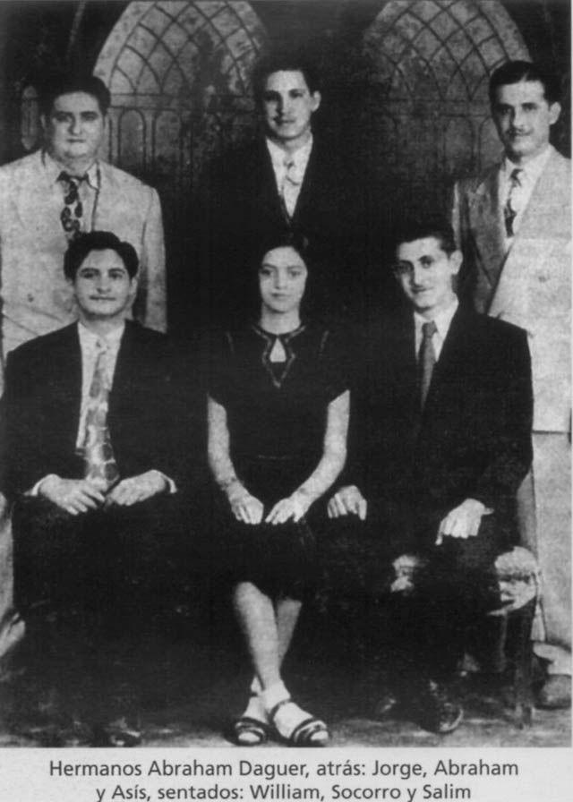 EMPRESARIOS YUCATECOS: HERMANOS ABRAHAM DAGUER
