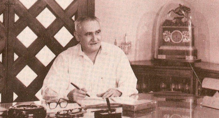 EMPRESARIOS YUCATECOS: FERNANDO BARBACHANO PEÓN
