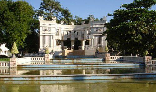 Casas y fraccionamientos de Mérida