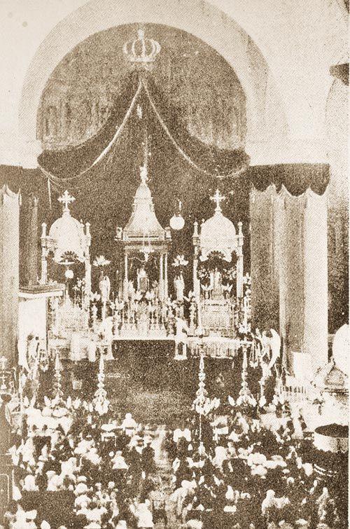 Retablo-de-la-catedral-de-merida