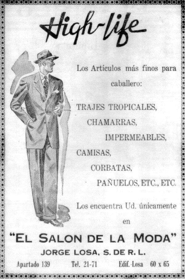 La moda en Yucatán y el American Look