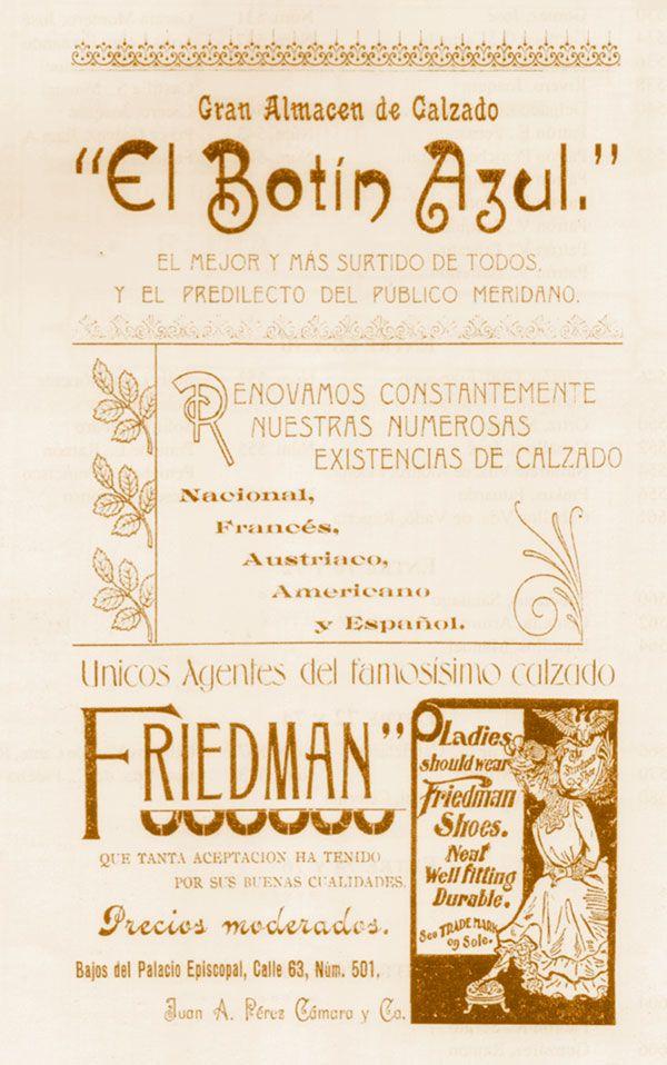 EL SIGLO XX EN YUCATÁN, UN RECORRIDO COMERCIAL