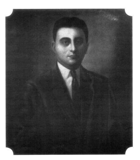 Gobernador de Yucatán. José María Iturralde Traconis - 1924