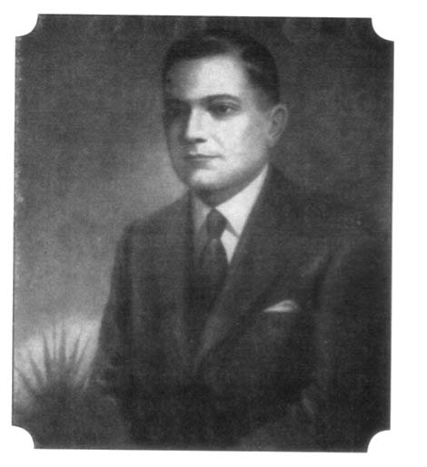 Gobernador de Yucatán. Licenciado Fernando López Cárdenas - 1935