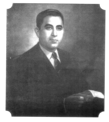 Gobernador de Yucatán. Ernesto Novelo Torres - 1942