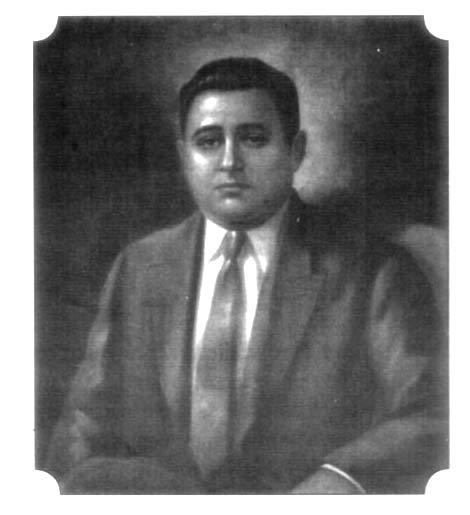 Gobernador de Yucatán. Licenciado César Alayola Barrera - 1934