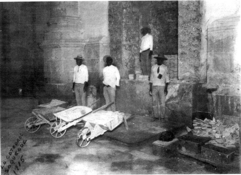 saqueo-de-la-catedral-de-merida-yucatan