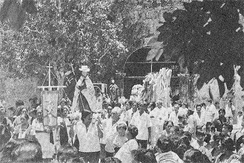 LAS FIESTAS DE LOS SANTOS PATRONOS EN YUCATÁN