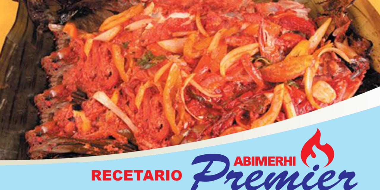Recetario Abimerhi Premier: TIKIN-XIC Y PAVO EN RELLENO DE CHILE
