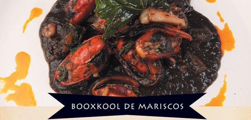 BOOXKOOL DE MARISCOS – RECETAS MAYAS