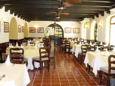 Hacienda Teya Restaurante