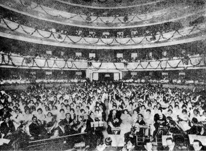 EL TEATRO PEÓN CONTRERAS EN 1916