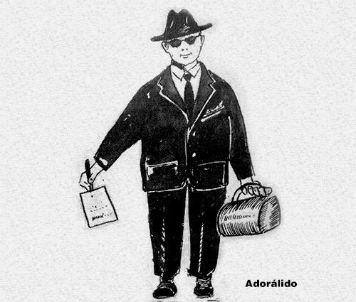 PERSONAJES POPULARES DE ANTAÑO: ADORÁLIDO
