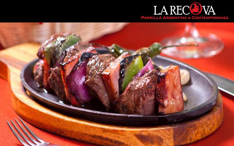 6. La Recova, Mérida, Yucatán. Restaurante Argentino
