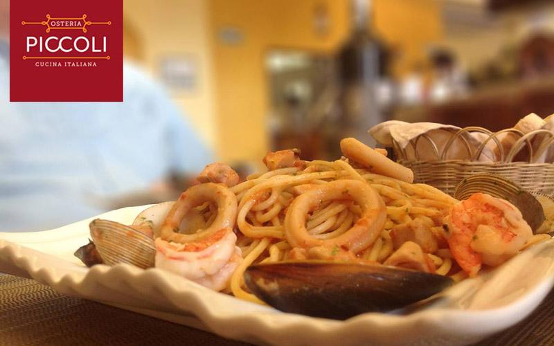 Osteria Piccoli, cucina Italiana