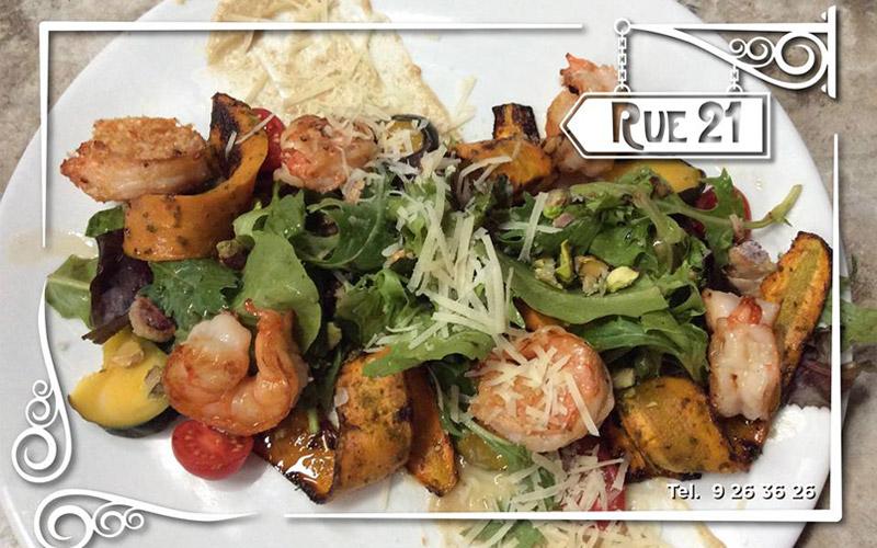 3. Restaurante Rue 21. Los 15 mejores restaurantes de Mérida 2015