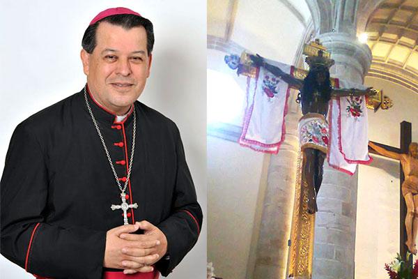 DON GUSTAVO RODRÍGUEZ VEGAY EL CRISTO DE LAS AMPOLLAS