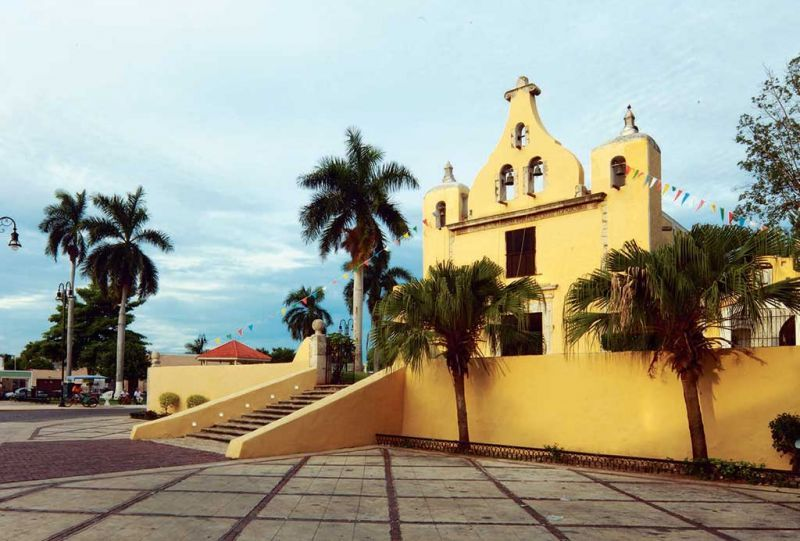 THE OLD NEIGHBOURHOODS OF MÉRIDA: THE HERMITAGE OF SANTA ISABEL