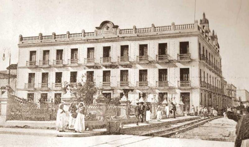 EL GRAN HOTEL, MÉRIDA YUCATÁN