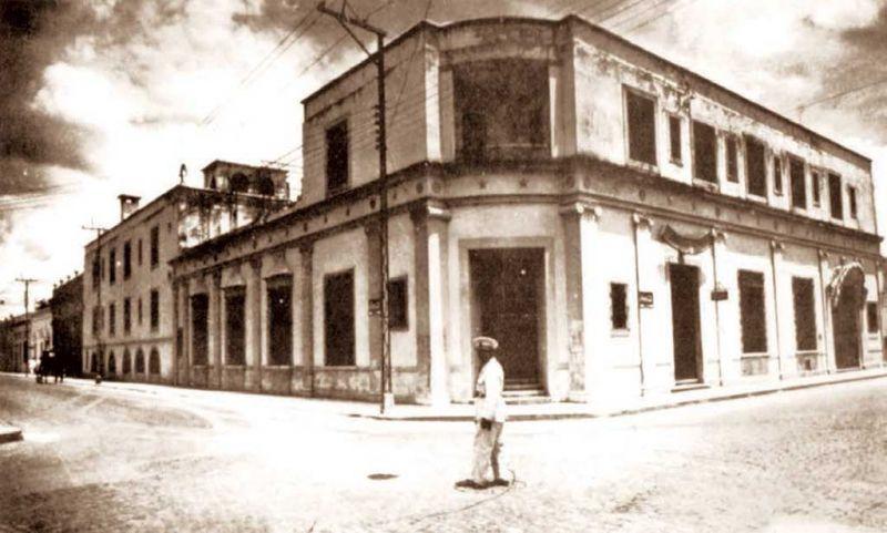 EL HOTEL MÉRIDA