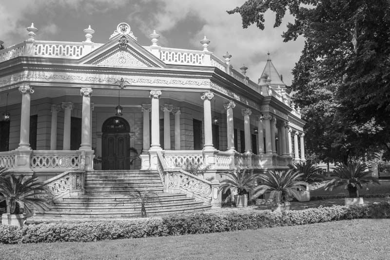 CASA PEÓN DE REGIL, MÉRIDA, YUCATÁN