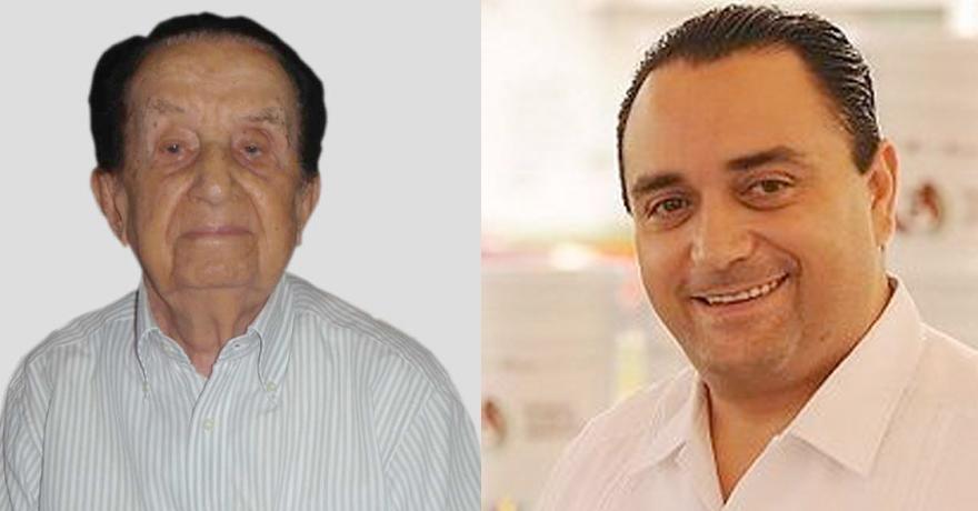 DON NASSIN JOAQUÍN IBARRA Y BETO BORGE MARTÍN
