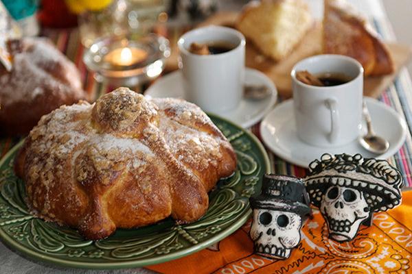 El Pan de Muerto