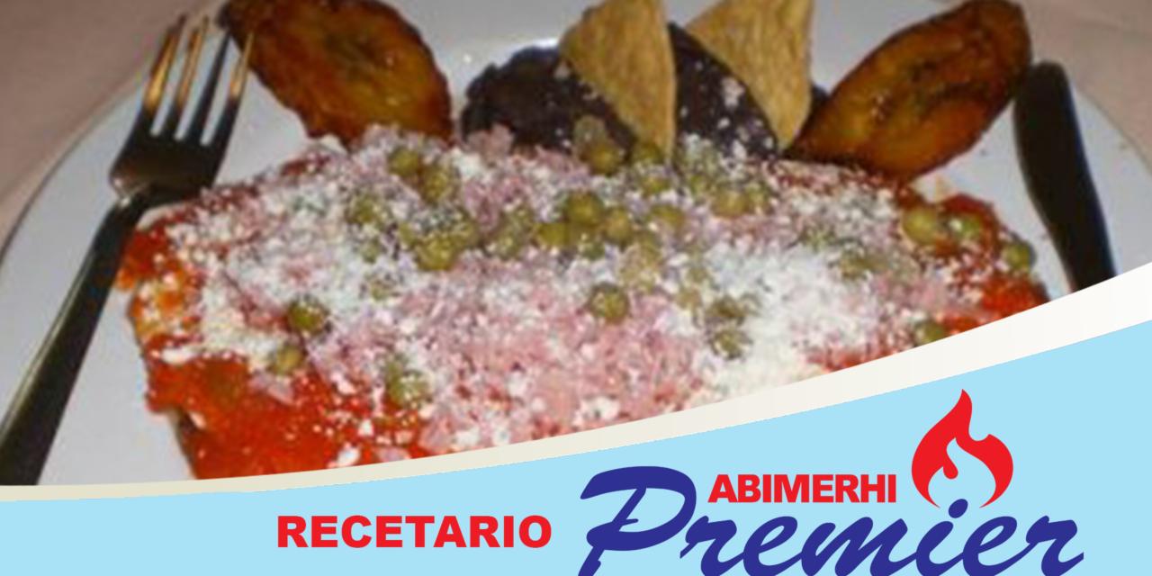 Recetario Abimerhi Premier: LOS HUEVOS MOTULEÑOS