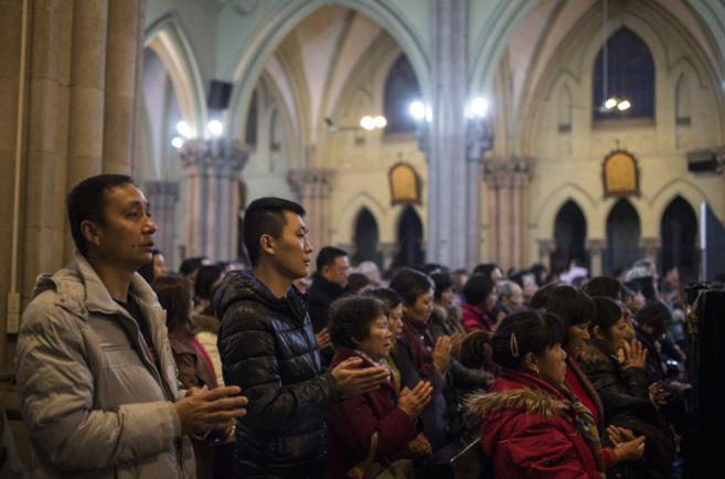 LOS PROTESTANTES SE VUELVEN CRISTIANOS