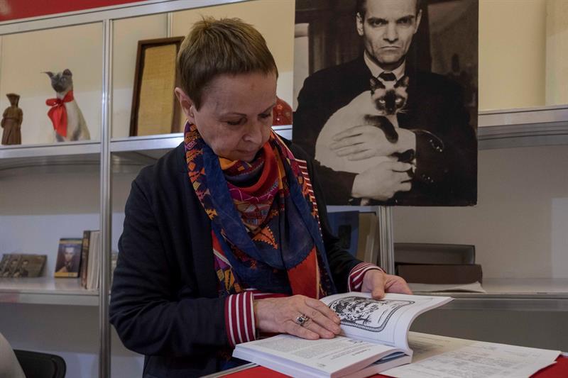 ANÁLISIS DE CÓDICES MAYAS SORPRENDERÁ AL MUNDO,  DICE LA EXPERTA RUSA ERSHOVA.