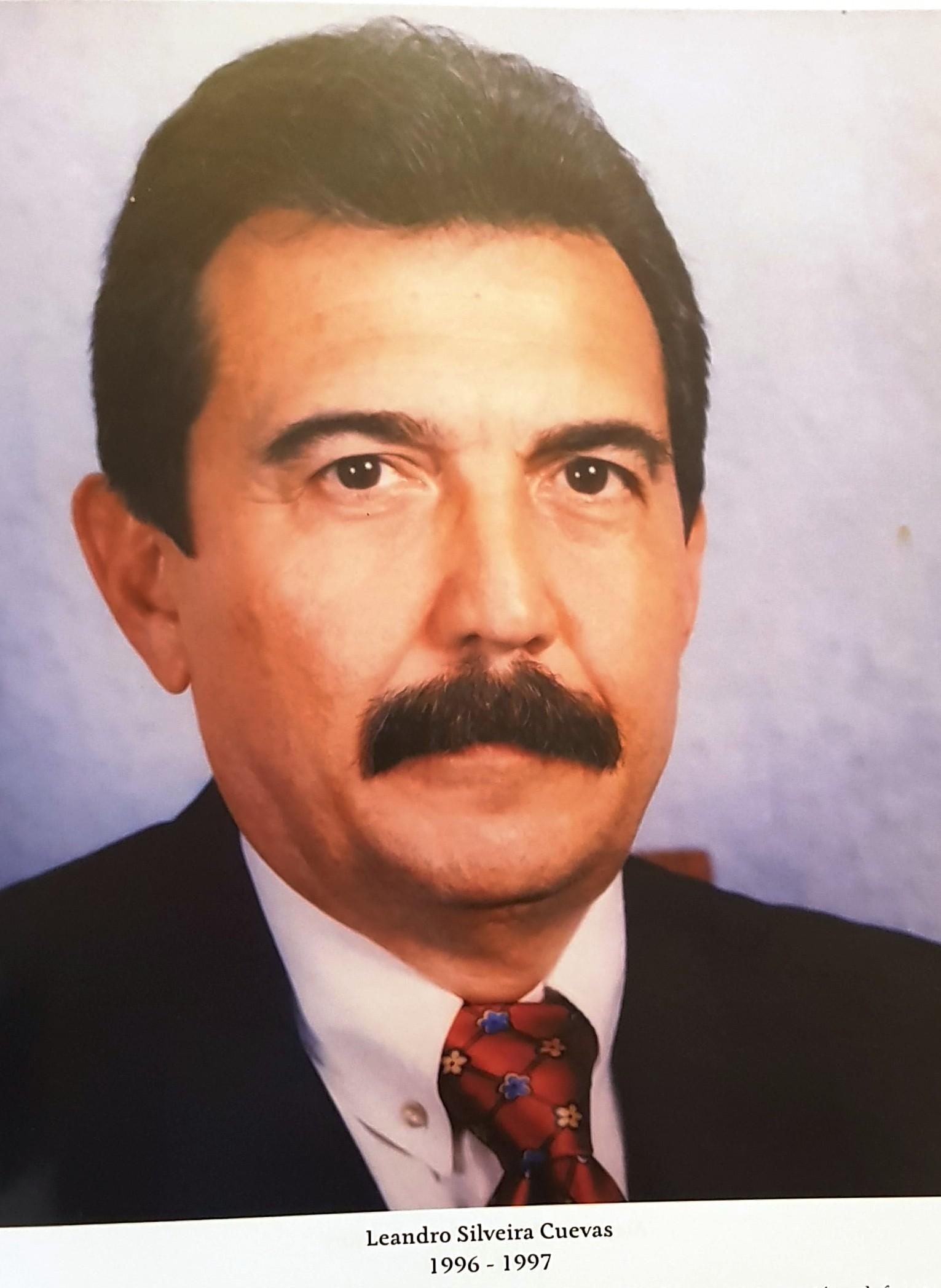 PRESIDENTE DE COPARMEX SR. LEANDRO SILVEIRA CUEVAS