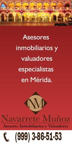 ASESORES INMOBILIARIOS Y VALUADORES ESPECIALISTAS EN MÉRIDA.