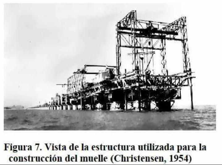 CONSTRUCCIÓN DEL MUELLE NUEVO DE PROGRESO