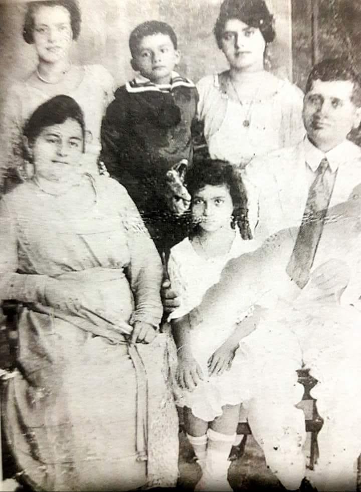 FELIPE CARRILLO PUERTO Y SU FAMILIA