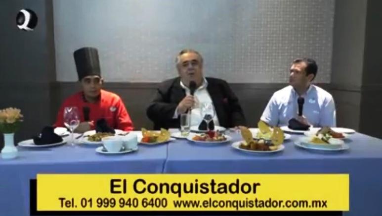 """VÍDEO DE PROGRAMA DE TELEVISIÓN EN EL """"HOTEL EL CONQUISTADOR"""""""