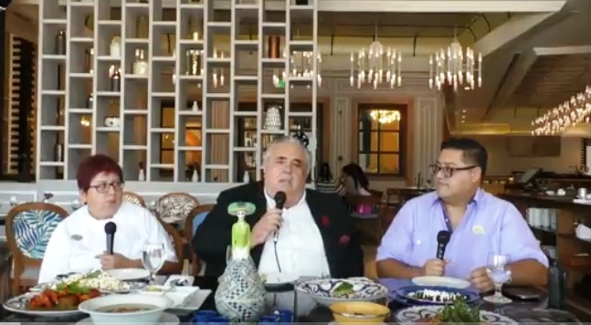 VÍDEO DE PROGRAMA DE TELEVISIÓN EN EL HOTEL FIESTA AMERICANA