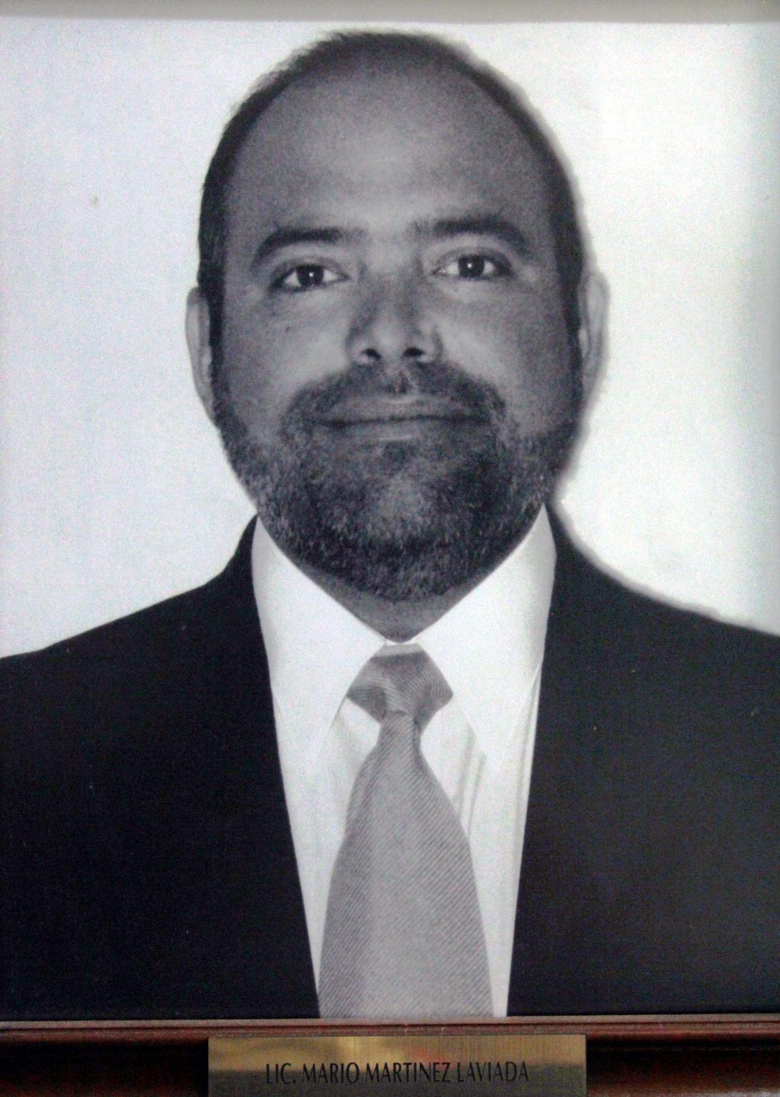 EMPRESARIO DISTINGUIDO LIC. MARIO MARTÍNEZ LAVIADA