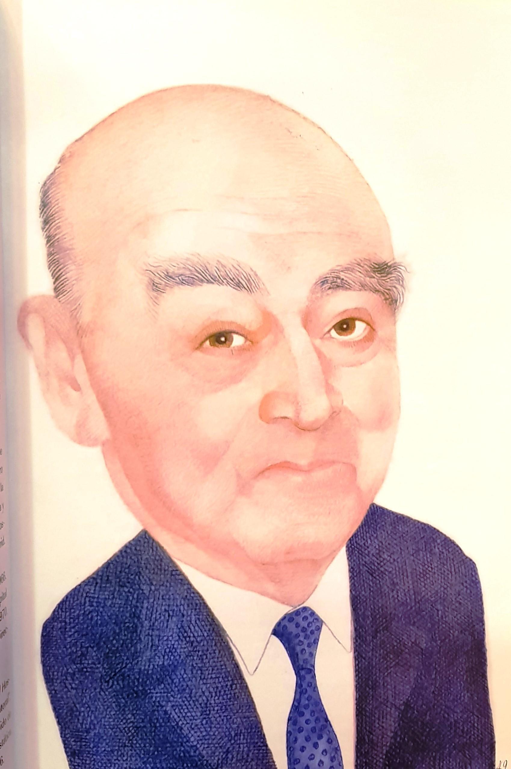 DR. ALBERTO COLOME BOUZA