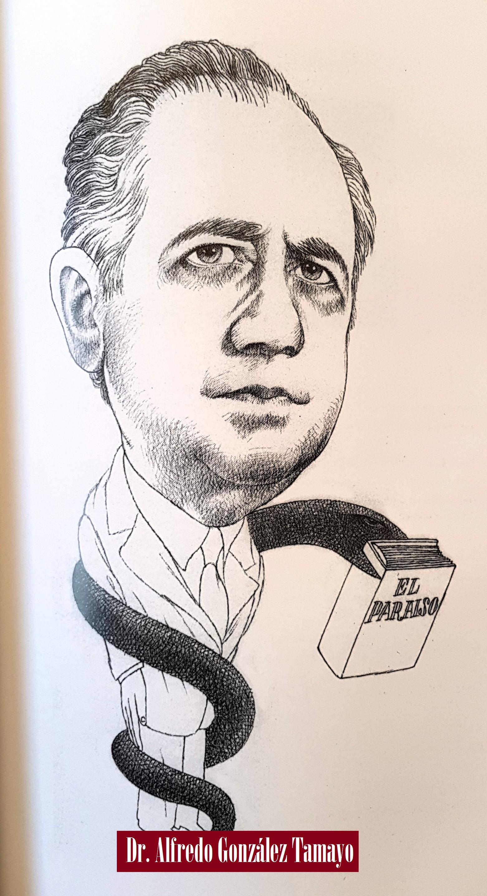 DR. ALFREDO GONZÁLEZ TAMAYO