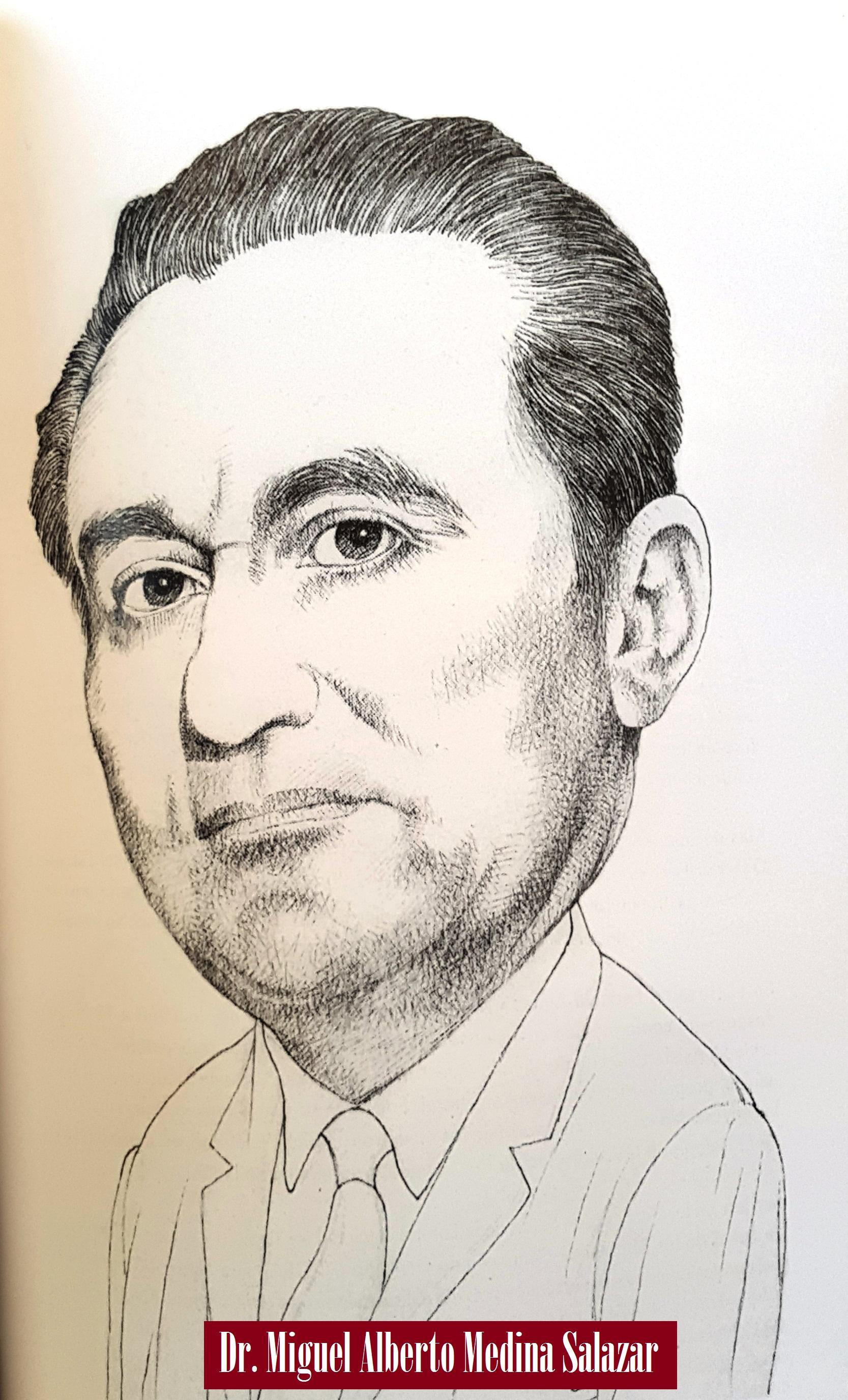 DR. MIGUEL ALBERTO MEDINA SALAZAR