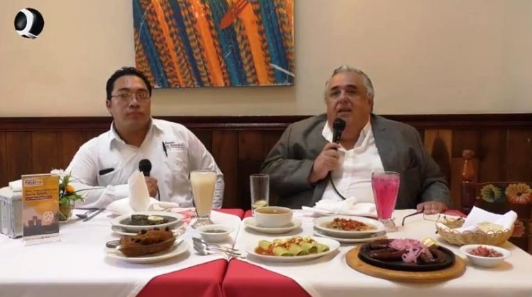 """VÍDEO. """"LOS ALMENDROS"""" UNO DE LOS 10 MEJORES RESTAURANTES DE MÉRIDA"""