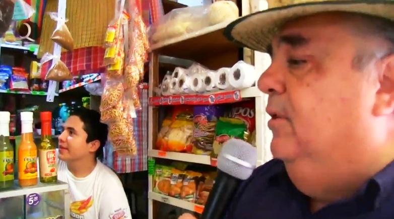 VÍDEO. CONOCIENDO EL MERCADO DE CHUBURNA -3 PARTE