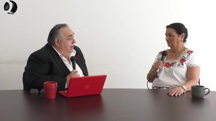 VÍDEO.  DULCE MARÍA SAURI -II PARTE